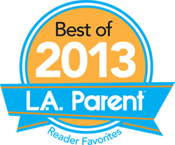 Best of 2012 LA Parent
